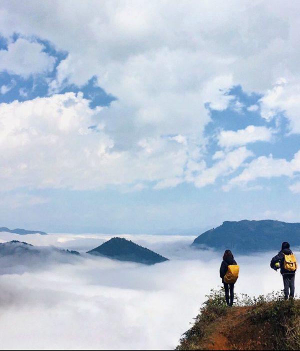 y tý biển mây