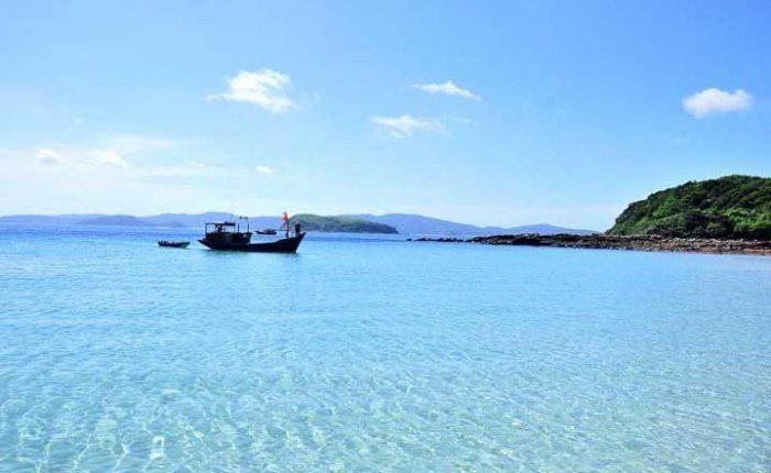 biển đảo cô tô
