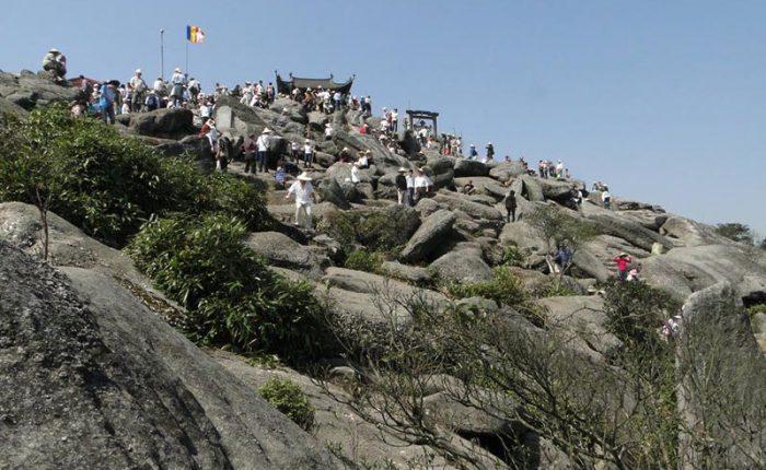 chùa yên tử