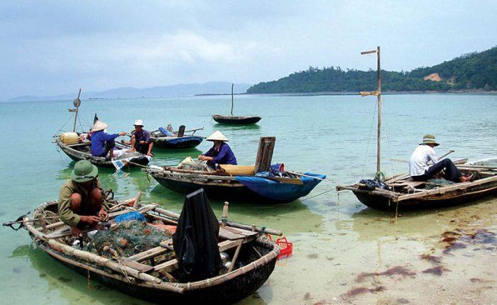 làng chài đảo cô tô
