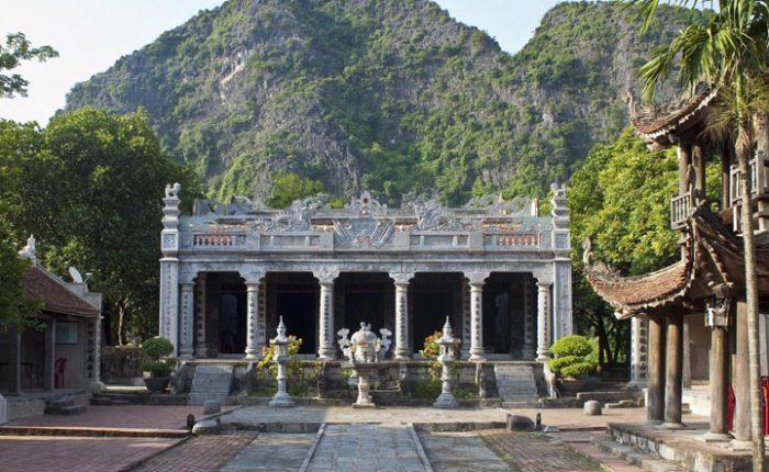 đền vua Đinh - Lê