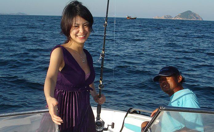 câu cá lặn biển phú quốc